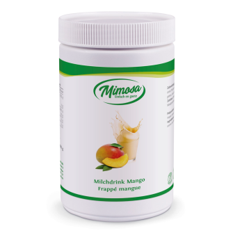 Frappe-Mango Milchdrink gesüsst, 500gr