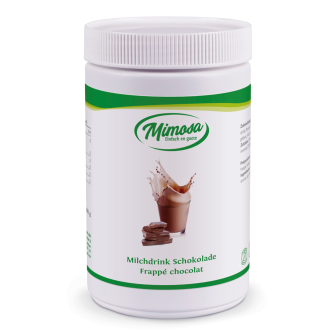 Frappe-Schokolade Milchdrink gesüsst, 500gr