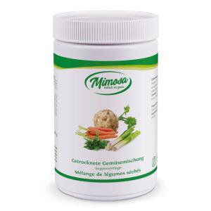 Getrocknete Gemüsemischung (Suppeneinlage), 200g
