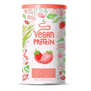 Vegan Protein Erdbeere, 600g