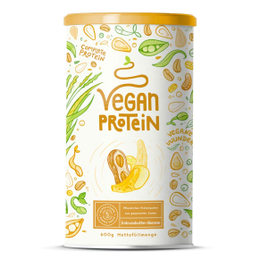 Vegan Protein Erdnussbutter/Banane, 600g