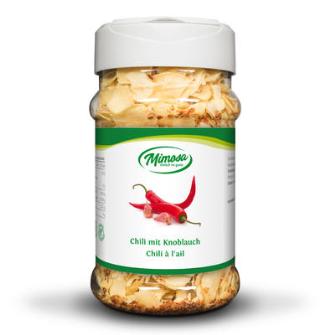 Knoblauch Scheiben Chili 120 g
