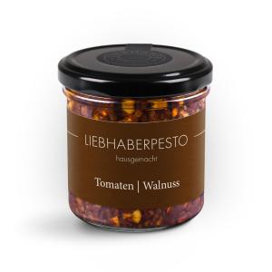 LiebhaberFood - Tomaten Walnuss Pesto, 150g