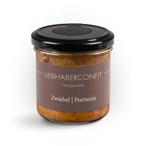 LiebhaberFood - Zwiebel Portwein Confit, 150g