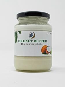 Jcocos - Bio Kokosnussbutter, 180g