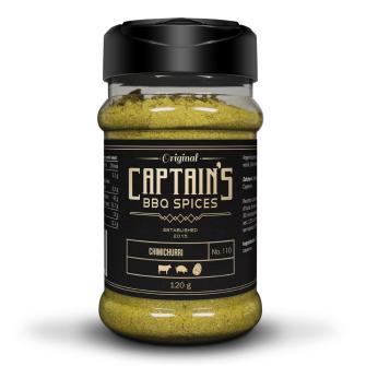 Captains BBQ Spice - Chimichurri, 120g