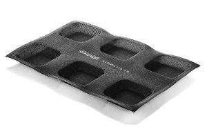 MimoMix - AirPlus Backform Viereck, 2 Matten