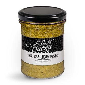 PastaBuona - Thai Basilikum Pesto, 130g