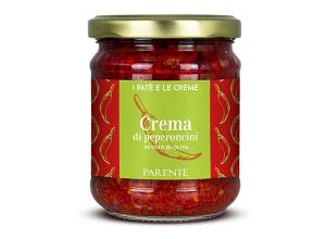 Antipasti - Crema di peperoncini (Chilicreme), 190g