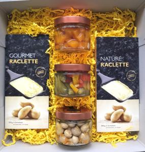 Geschenkbox Raclette Plausch