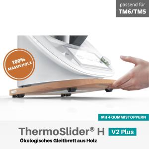 MimoMix - ThermoSlider - Premium Gleitbrett Buche