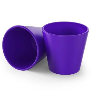 MimoMix - WunderCups | Silikon-Förmchen-Set für Varoma | 8-tlg. | lila