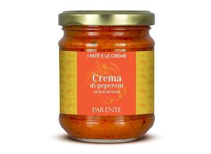Antipasti - Crema di peperoni (Peperonicreme), 190g