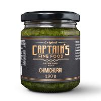 Captains BBQ Fine Food - Chimichurri, 190g